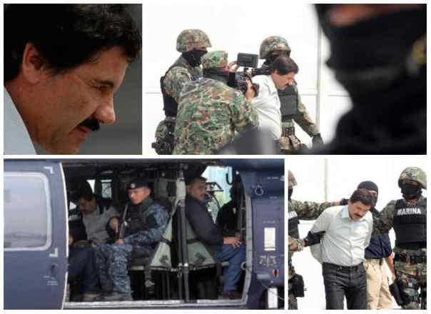 captura del Chapo Guzmán