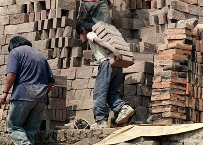 explotación y trabajo infantil
