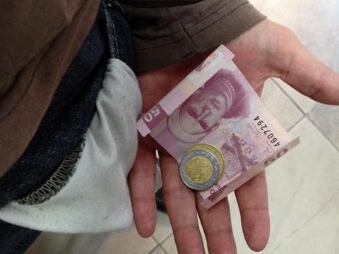 Salario mínimo en México